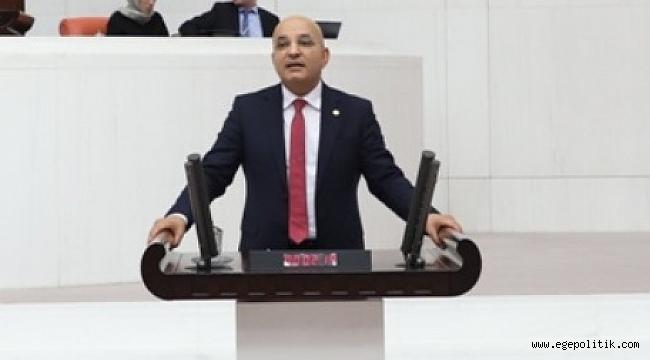 """CHP'Lİ POLAT """"VETERİNER HEKİM ATAMALARI YETERSİZ"""""""