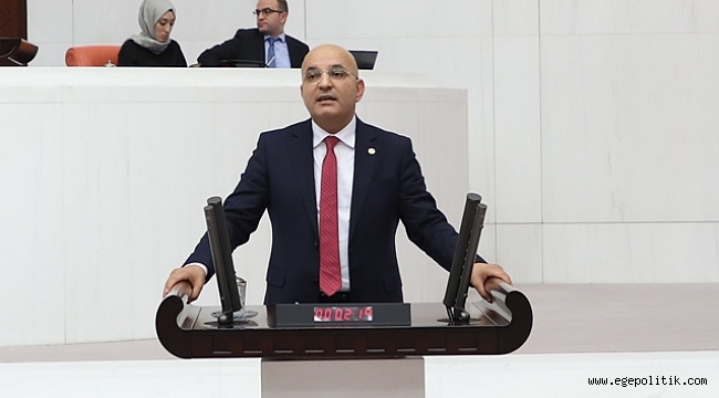 """CHP'Lİ POLAT ; """"YER ALTI SULARIMIZ FABRİKA ATIKLARIYLA KİRLETİLİYOR"""""""