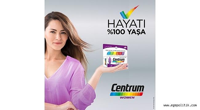 Kadınlara özel Centrum Women şimdi Türkiye'de
