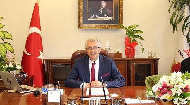 Ödemiş Belediye Başkanı Mehmet Eriş'ten Selçuk'a Çevreci Destek