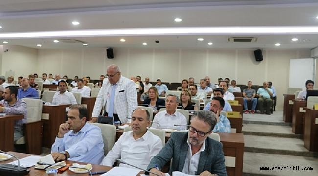 """CHP'li Karabağlar Meclis Üyesi Sait Karaaslan, """"Siyaset değil, hizmet konuşalım"""""""