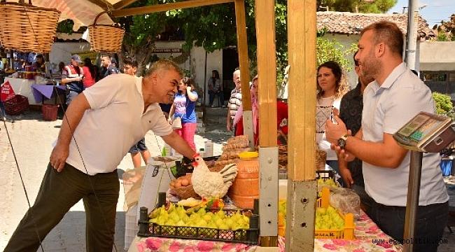 Torbalı İncir festivaliyle şenlendi