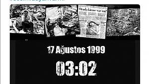 Ünlüler 17 Ağustos Depremini Unutmadı
