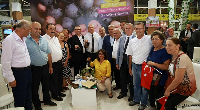BAŞKAN SELVİTOPU'NDAN KAVACIK FESTİVALİ'NE DAVET