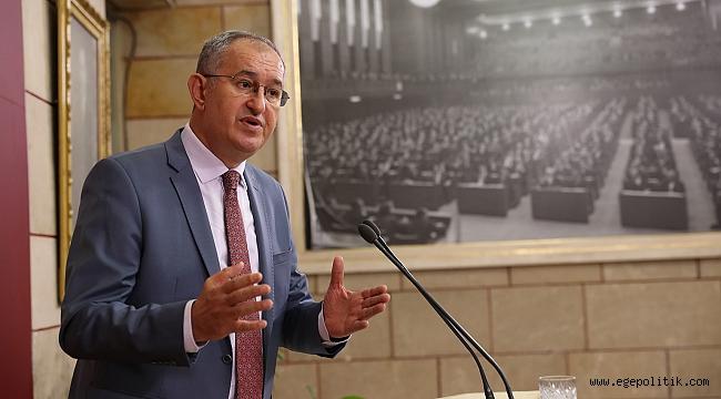 CHP İzmir Milletvekili Atila Sertel'den Barış Günü Mesajı
