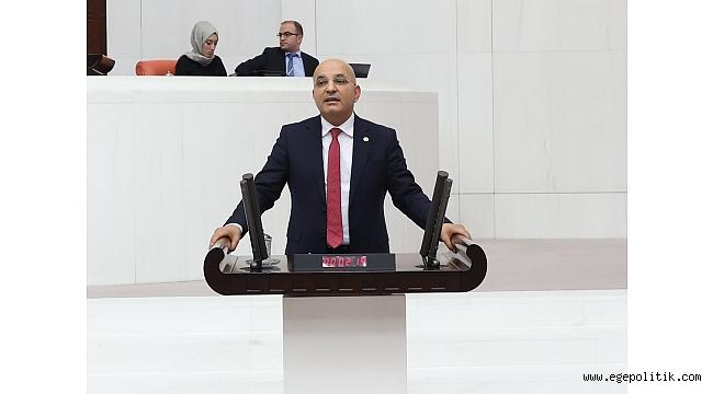 """CHP'Lİ POLAT """"TAŞIMALI EĞİTİM KAPSAMINDAN ÇIKARILAN ÖĞRENCİLER MAĞDUR!"""""""