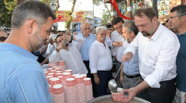 """Çiğli'de """"Yas-ı Muharrem Aşurası"""""""
