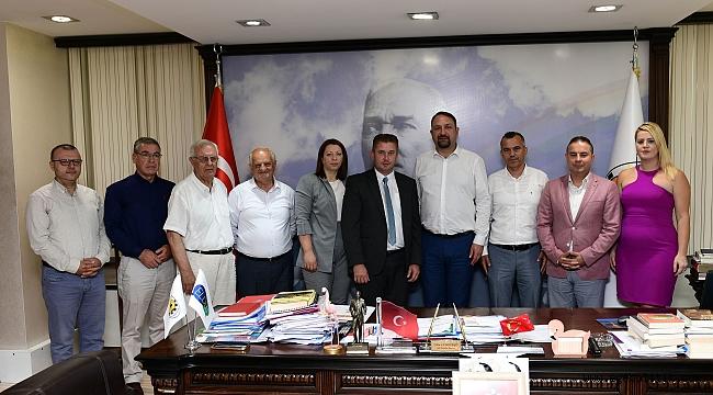 Çiğli'ye Makedonya'dan kardeş şehir geldi