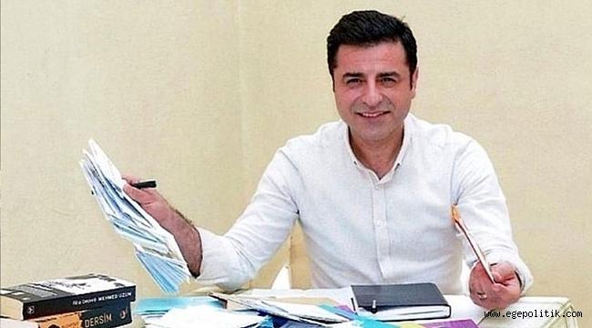 Demirtaş'ın tahliyesine ilişkin mahkeme kararına yapılan itiraz reddedildi