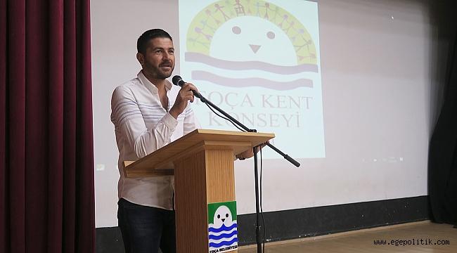 FOÇA KENT KONSEYİ, GENEL KURUL TOPLANTISI YAPTI