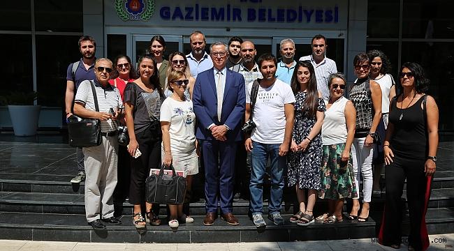 Gaziemir'den dünyaya açılan eğitim kapısı: YABO