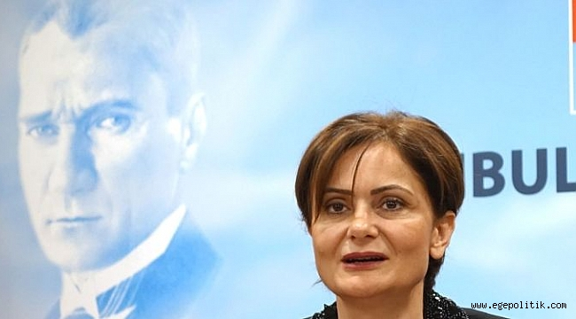 Kaftancıoğlu'na 5 ayrı suçtan 9 yıl 8 ay 20 gün hapis cezası