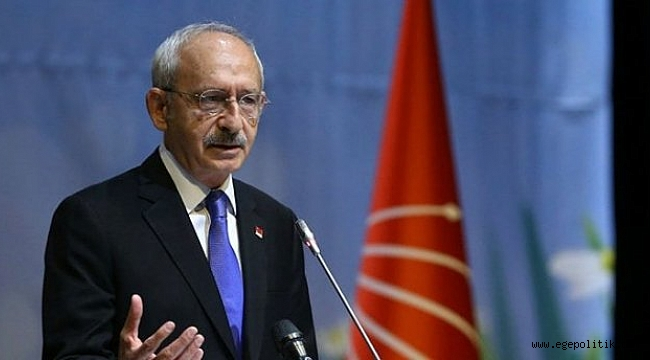 Kılıçdaroğlu: 'Cumhurbaşkanlığı için kimseye söz vermedik