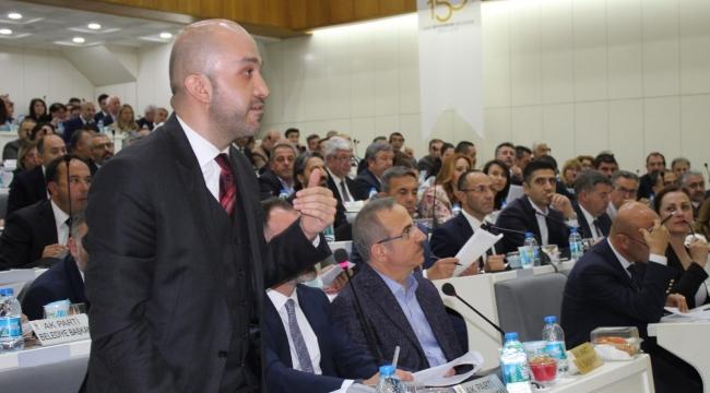 AK Parti'li Taştan'dan internet sitesi olan basına destek önergesi