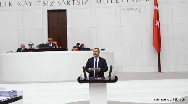 CHP İzmir Milletvekili Ednan Arslan Narlıdere Huzurevi Yaşlı Bakım ve Rehabilitasyon Merkezi'ni Meclis'e Taşıdı