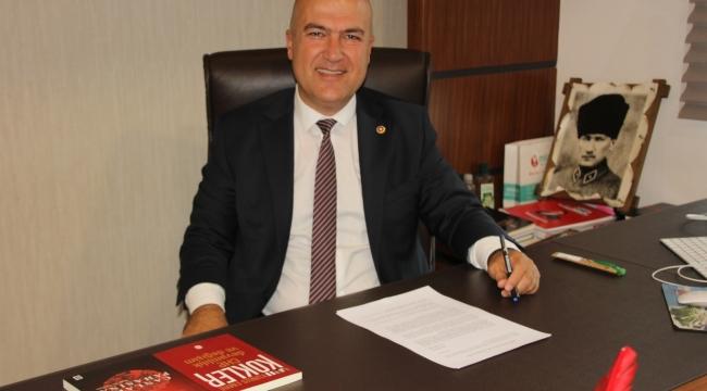 CHP'Lİ BAKAN 'İZMİR' İÇİN MECLİS ARAŞTIRMASI İSTEDİ!