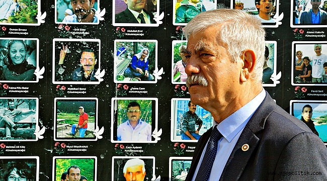 CHP'li Beko, 10 Ekim katliamının yıldönümünde kınama mesajı yayınladı