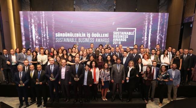İzmir Büyükşehir Belediyesi'ne Sürdürülebilir lik Ödülleri