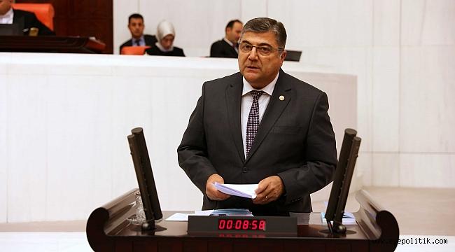 """Milletvekili Sındır, """"Beyaz altında Türkiye yeniden söz sahibi olabilir"""""""