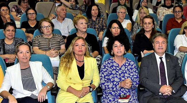 Neptün Soyer'den  'Kadın İşi Kooperatif'