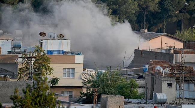 Suriye tarafından Akçakale'ye havan topu atıldı, yaralılar var