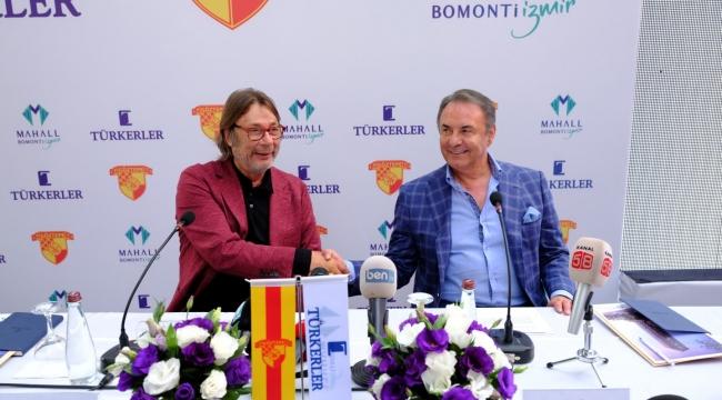 TÜRKERLER HOLDİNG GÖZTEPE'YE 4. KEZ SPONSOR OLDU