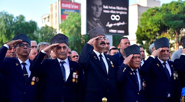 Başkan İduğ: Sonsuza kadar Atatürk'ün izinde yürüyeceğiz