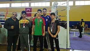 Bostanlıspor Muay Thai'de şampiyon…