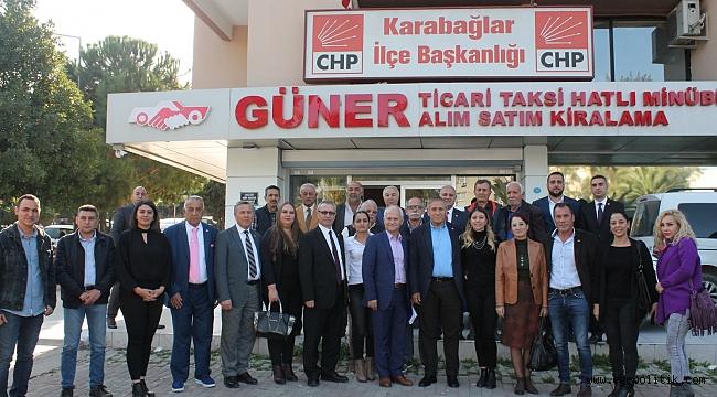 CHP Genel Yardımcısı Yıldırım Kaya'dan sandık mesajı