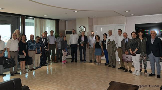 Çiğli Belediyesi Yazar ve Okurları Buluşturuyorr