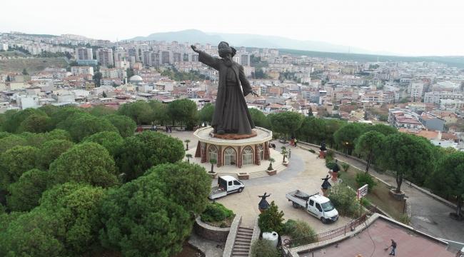 İzmir'in en güzel tepesi için düğmeye basıldı