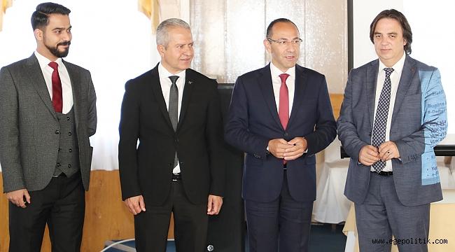 İZSMMMO E-Dönüşüm Toplantısı Urla'da Yapıldı.