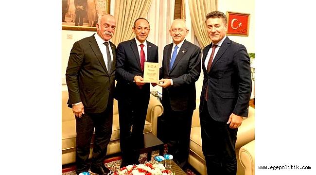 Kılıçdaroğlu'ndan Urla'ya Tam Not