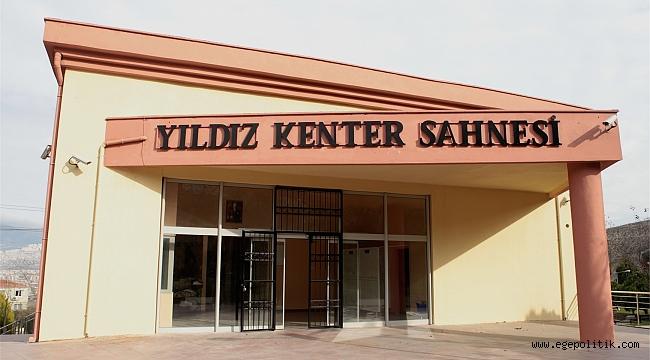 Usta Tiyatrocu Yıldız Kenter  Bornova'da adını taşıyan sahnede anılacak