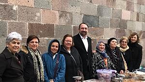 Başkan Utku Gümrükçü Kemeraltı'nda üretici kadınlarla protokol imzaladı