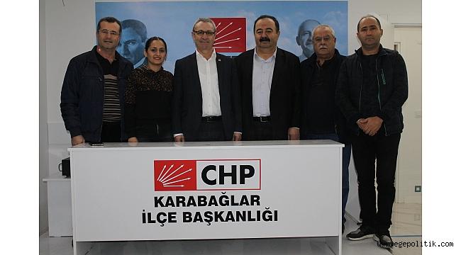 Karabağlar'da CHP Yeni Binasına Taşınıyor