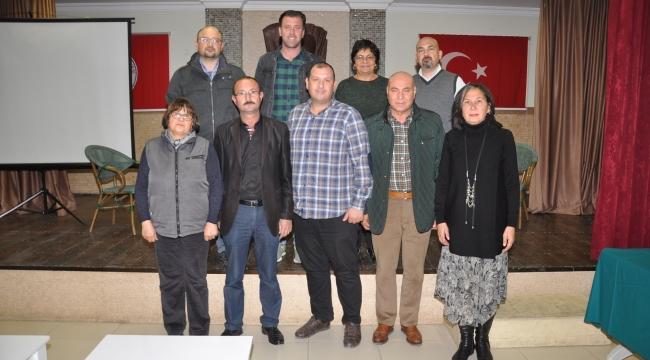 Menderes Kent Konseyi'nde İlk Yürütme Kurulu Toplantısı