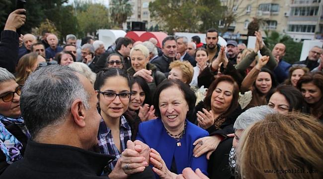 Nalbantoğlu desteği alana sığmadı