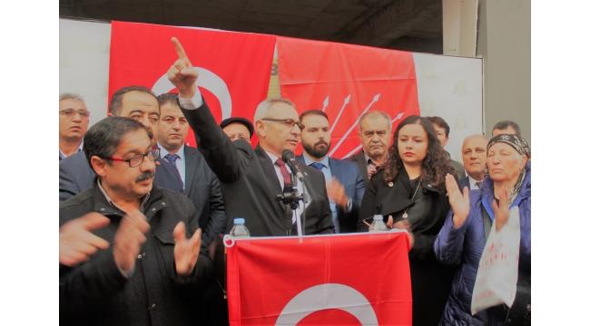 """Yıldız: """"Partimizin iktidar yürüyüşüne katkıda bulunmak için adayım"""""""
