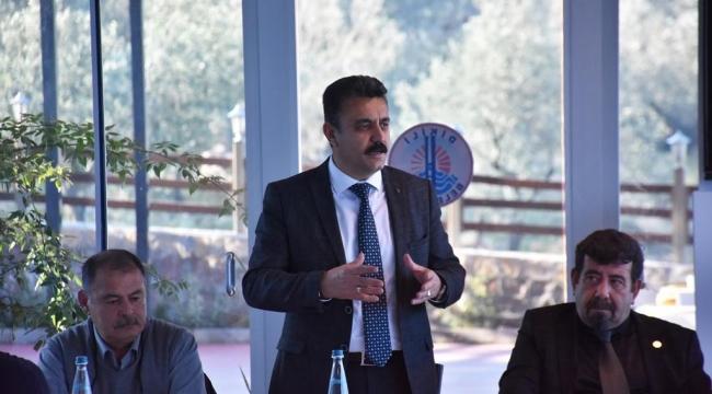 Başkan Kırgöz STK'lar ile buluştu
