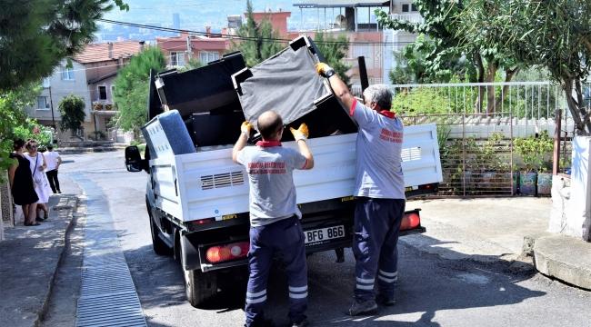 Bornova'da atıklara ikinci hayat