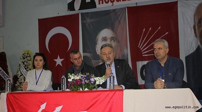 Bornova'da kazanan Ertürk Çapın