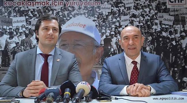 CHP İzmir'de kritik zirve