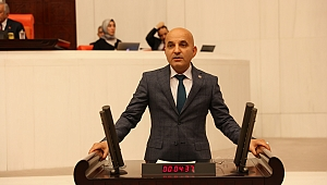"""CHP'Lİ POLAT; """"MUHALİF GAZETELER BASKIYLA SUSTURULMAYA ÇALIŞILIYOR"""""""