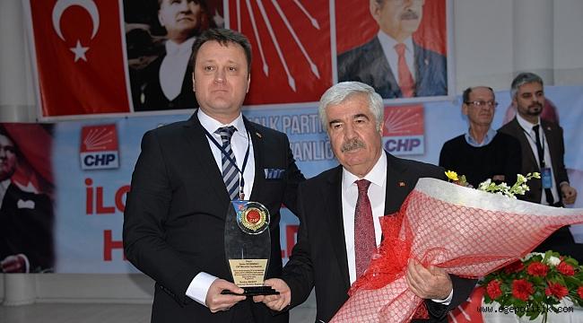 CHP Menemen İlçe Kongresi gerçekleşti