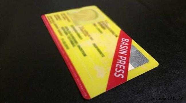Evrensel'de sarı basın kartları iptal edildi