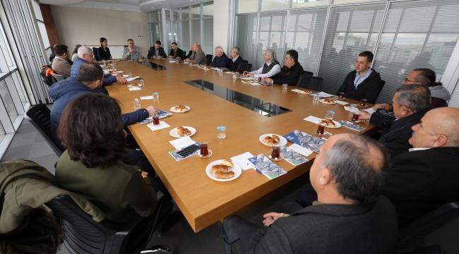 Gaziemir'de kaybolan tatlar yaşam bulacak