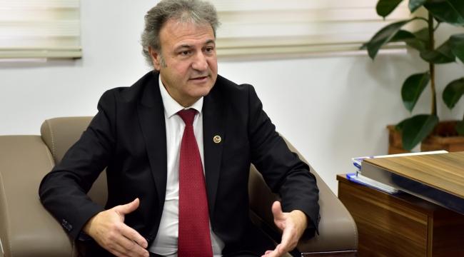 Gördes Barajı suyunu İzmir'e taşıyacak   çalışmalar Bornova'da başladı