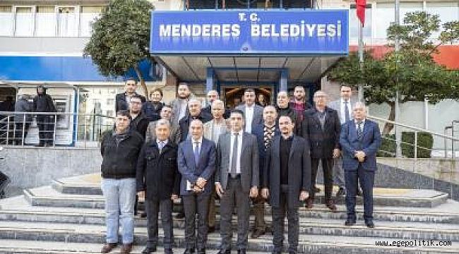 Menderes'te katı atık bertaraf tesisi kurulacak