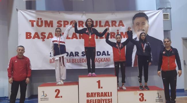 Bayraklı'dan Milli Takıma 8 sporcu